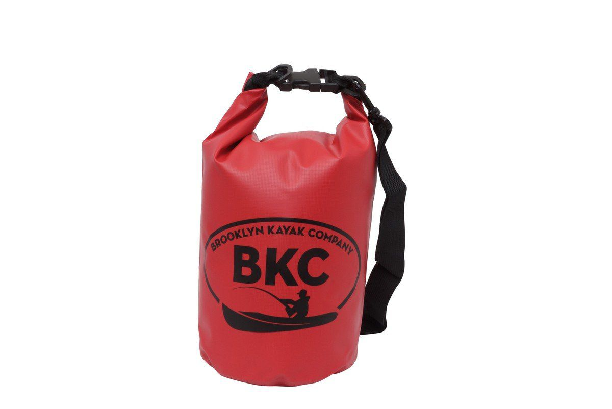 BKC Waterproof Dry Bag for your Kayak, Canoe, Boat, or Beach Day - Brooklyn Kayak Company