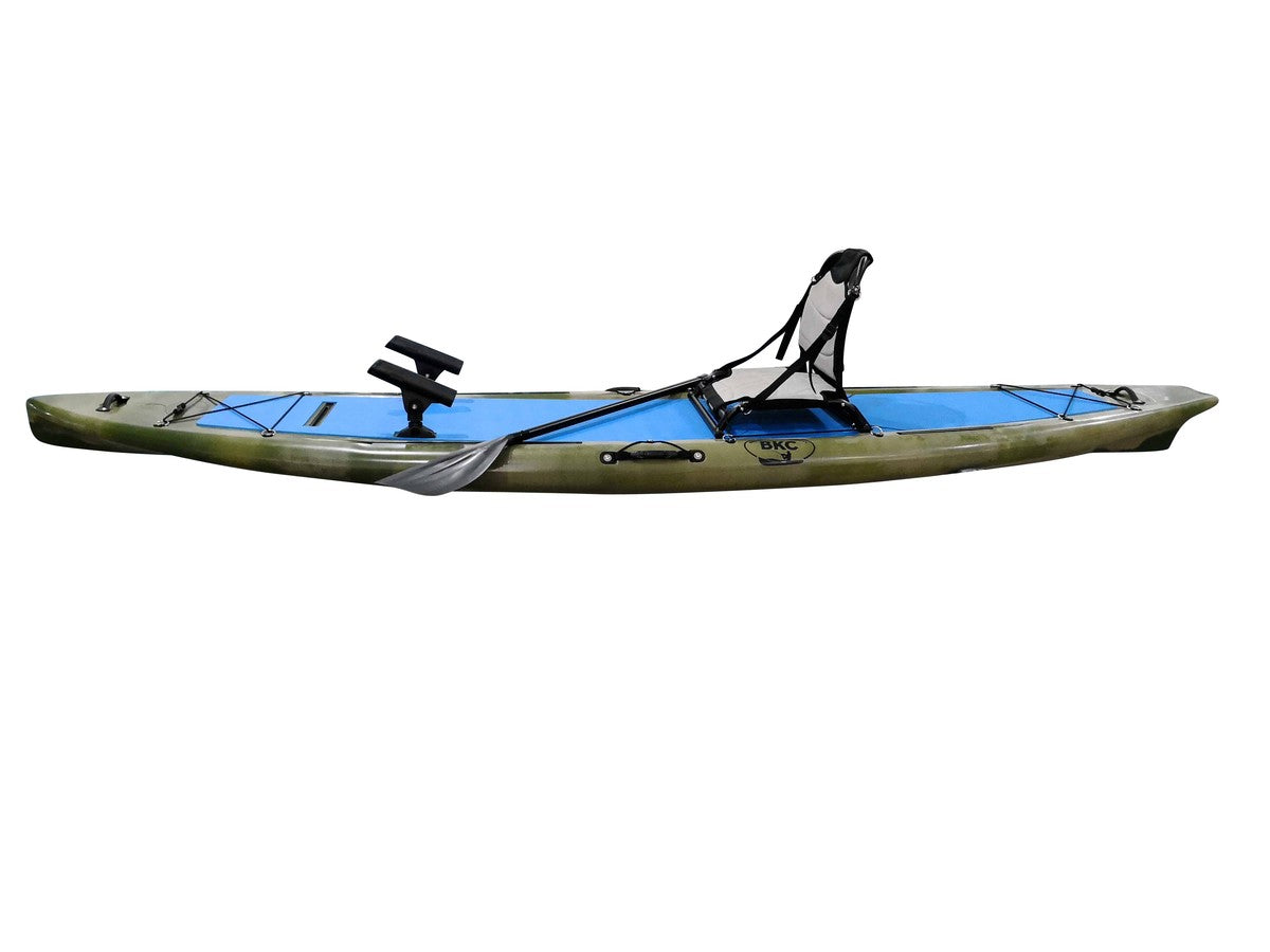 BKC SUPYN Stand Up Paddleboard with Seat for Fishing and Aquatic Adventure - Brooklyn Kayak Company
