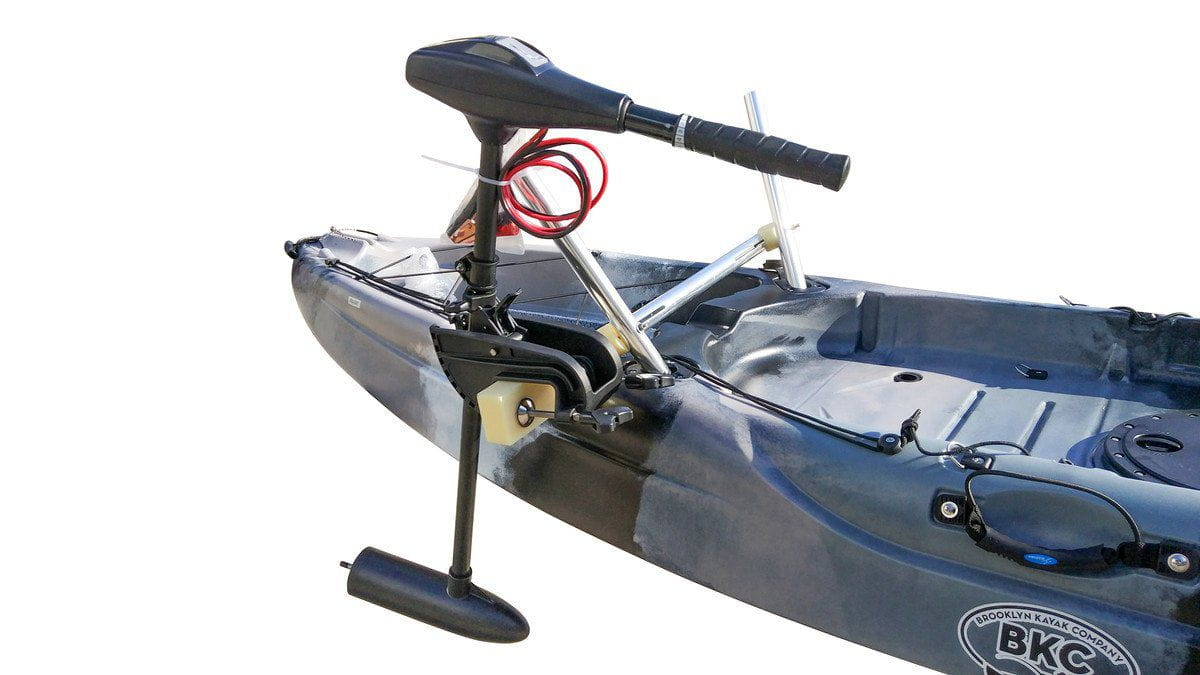 Brooklyn Kayak Company TM315 Ambidextrous Trolling Motor Mount - Brooklyn Kayak Company