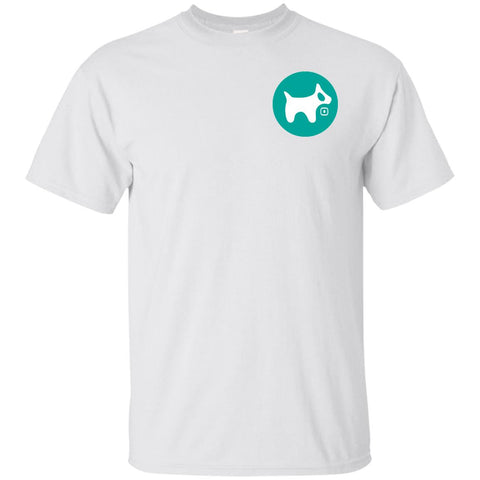 Ultra Cotton Everyday T-Shirt AQUA logo