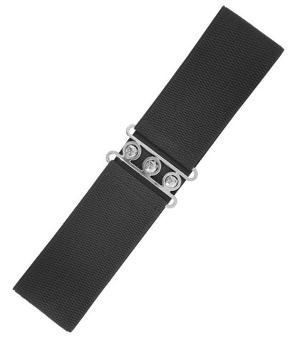 Elastic Waspie Belt- Various Colours