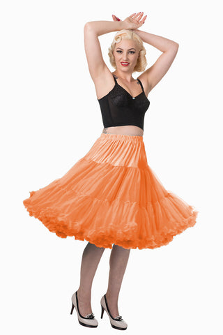 Petticoat- Orange