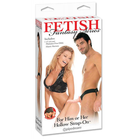 Hollow strap on arnes para el pene para lograr una mayor estimulacion