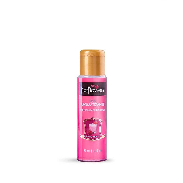 Gel aromatizante caliente hotflowers