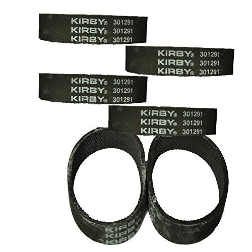 3 Ribbed Vacuum Cleaner Belts 301291 Kirby Upright Vacuum Cleaners 1960 To Now