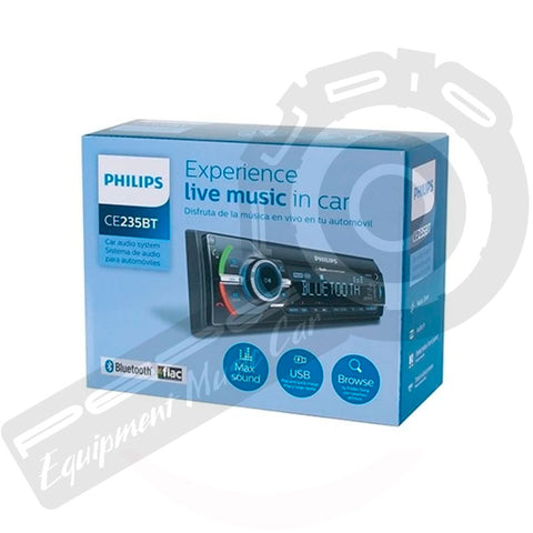 PHILIPS RADIO CE235BT USB AUX SD