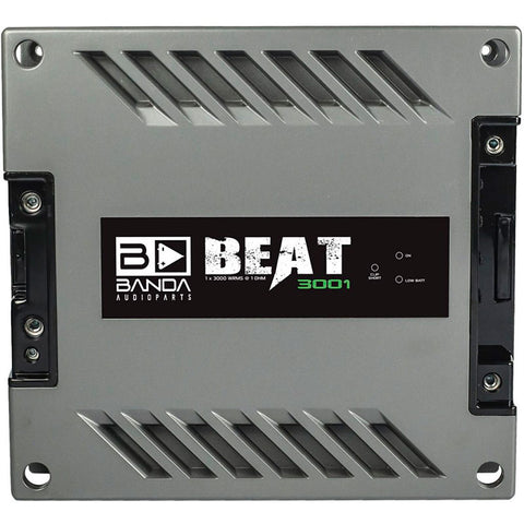 Amplificador Banda AudioParts BEAT 3001