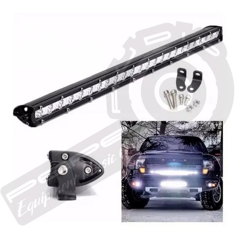 Pack 2 Barras Led Neblinero - 72W 65cm