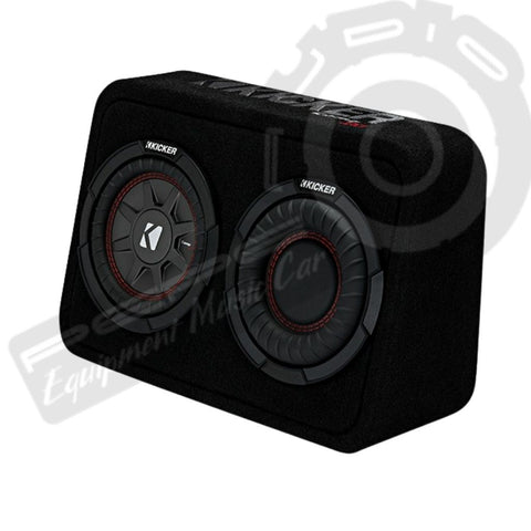 Caja Doble  Subwoofer Kicker - TCWRT 674