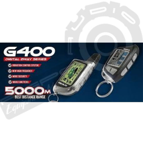 Alarma Genius Digital G400 X1