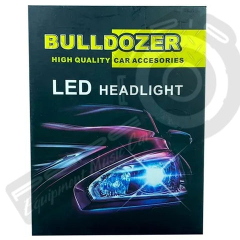 Led Bulldozer