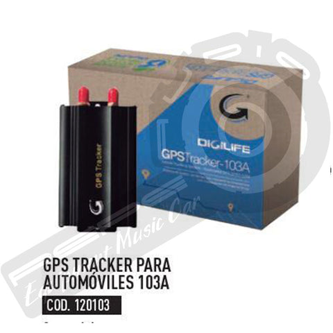 GPS Digilife Tracker-103A