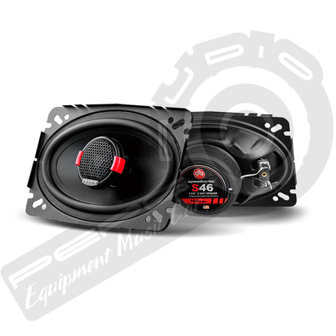 Parlantes DB Drive S46