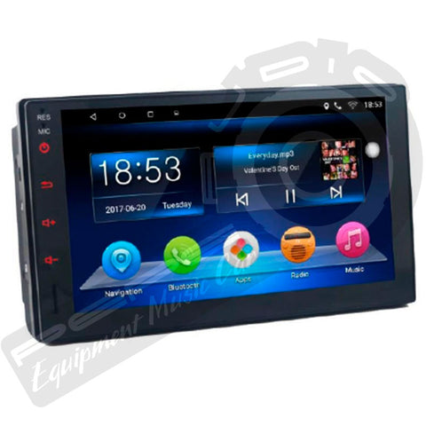 Radio Android Chevrolet New Sail EL-CH9150BT