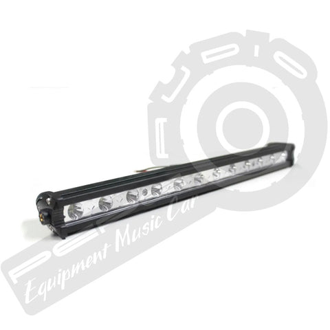 Barra Led Blanco 34 cm  36V 12 leds - Aluminio