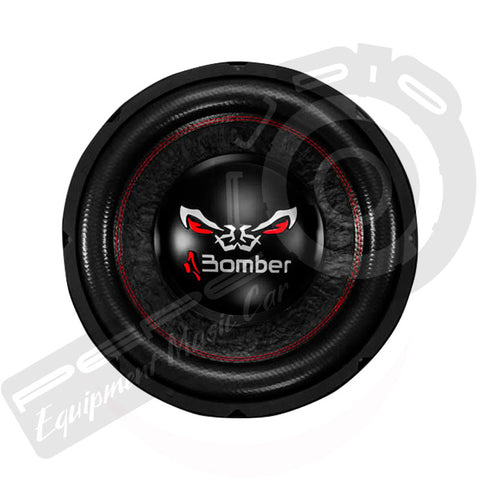 "Subwoofer Bomber Bicho Papao 12"" 800W"