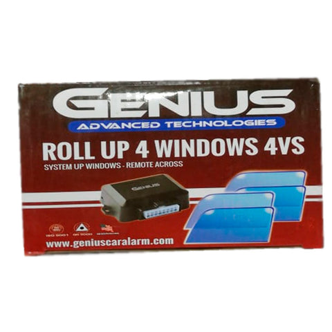 Interfase alzavidrio Genius 4V2