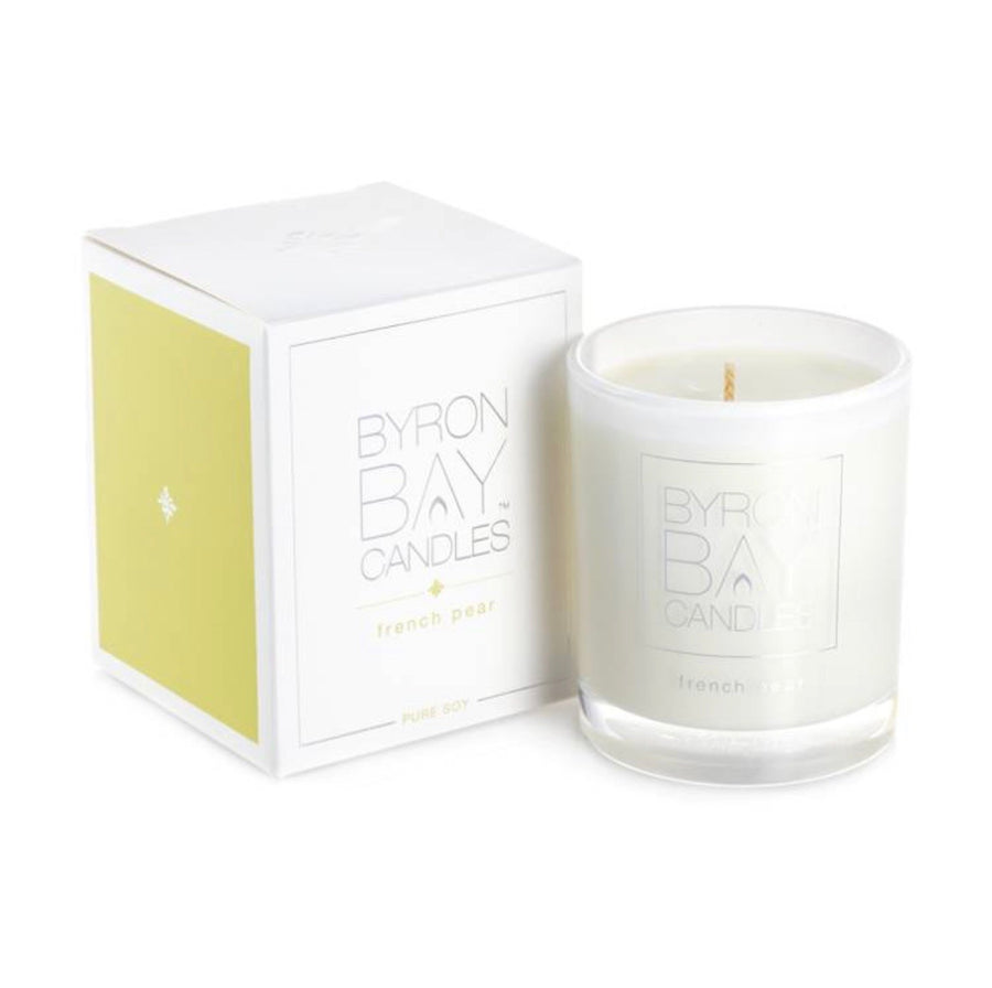 Byron Bay Candle - French Pear