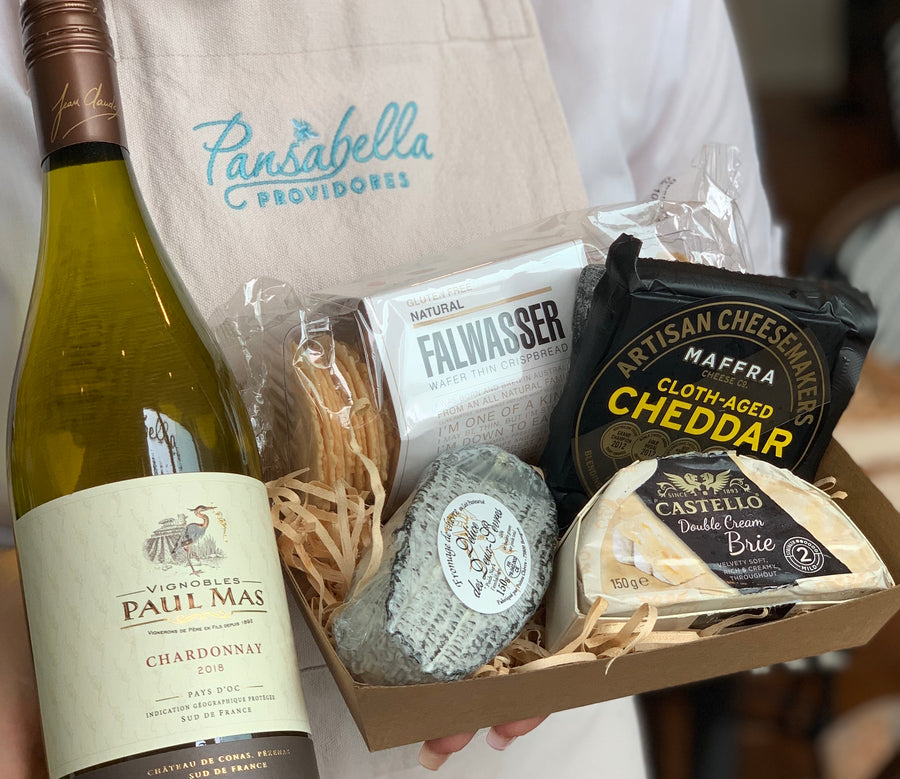 Cheese Lovers 'For One' Gift Hamper