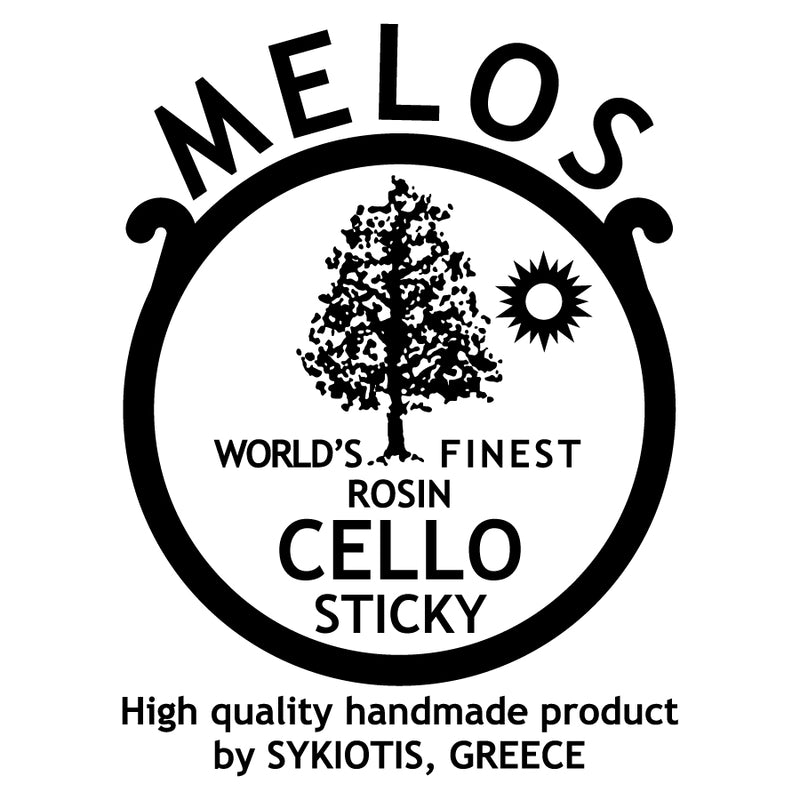 Melos Rosin Cello -Sticky