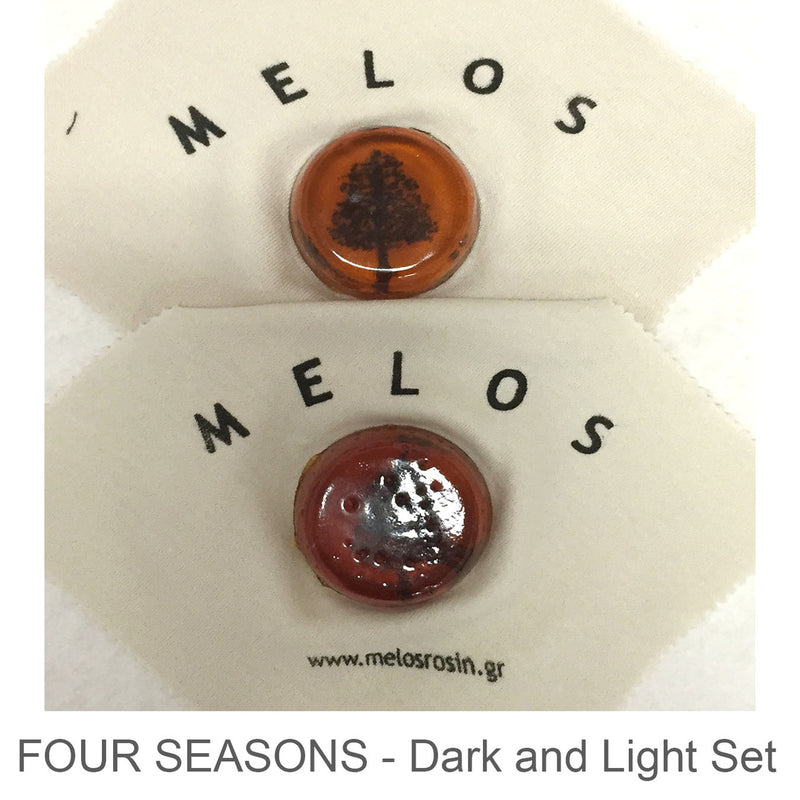 Melos Rosin  Violin -Mini 4 Season