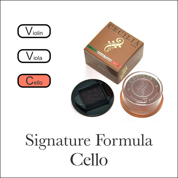 CECILIA Signature Formula Cello