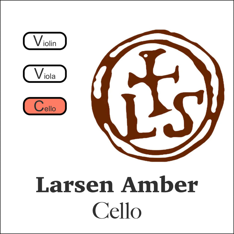 Larsen Amber Cello