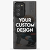 Custom Galaxy Note 20 Ultra Extra Protective Bumper Case