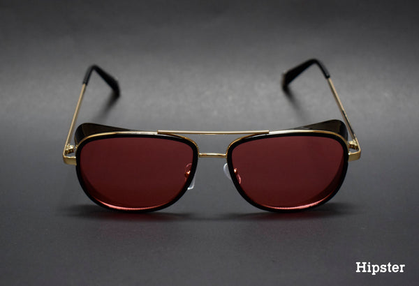 GAFAS STEAMPUNK IRON MAN