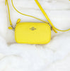Yellow Coach Sling Bag