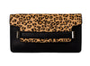 Steve Madden Animal Print Clutch