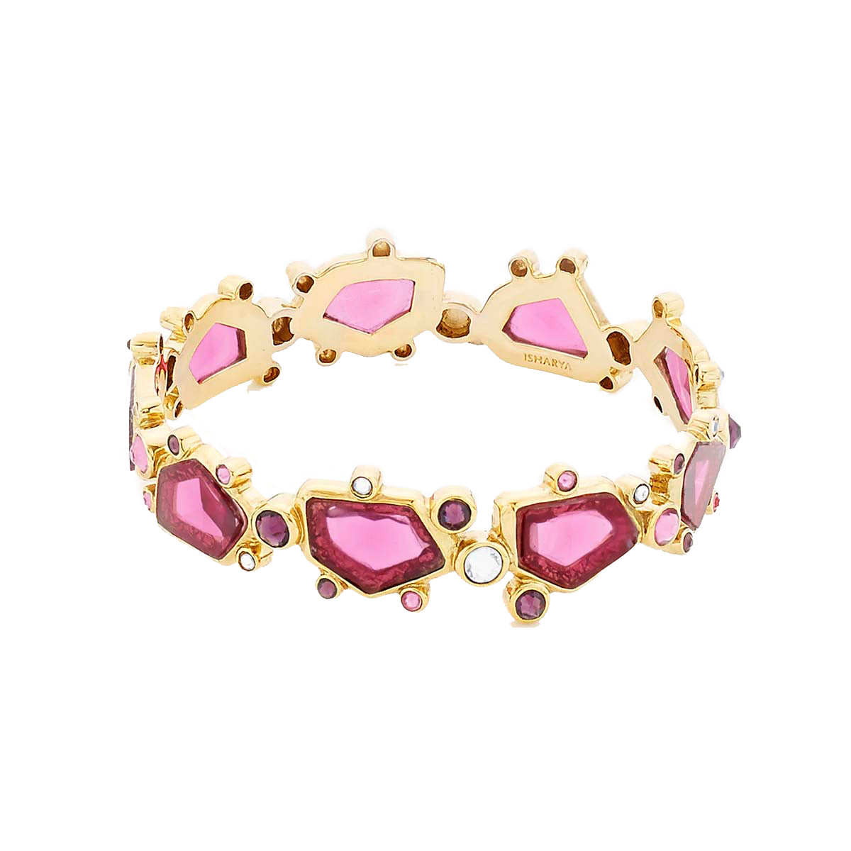 Pasha Pink Stackable Bangle