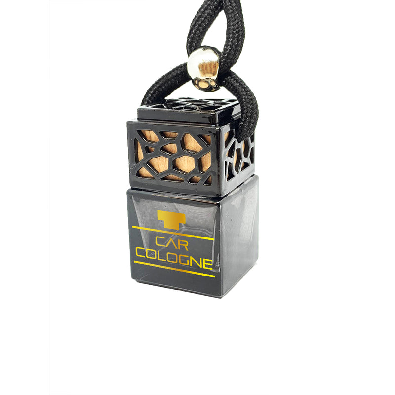 Black Diamond Car Air Freshener/Diffuser - Jewel Collection - Car Cologne