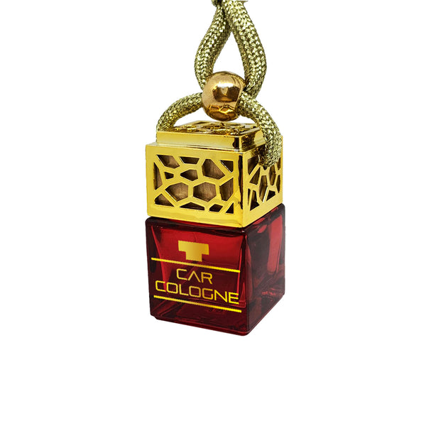 Ruby Red Car Air Freshener/Diffuser - Jewel Collection - Car Cologne