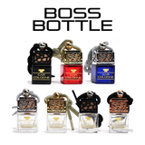 Boss Bottle Car Cologne Diffuser
