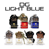 DG Light Blue Car Cologne Diffuser