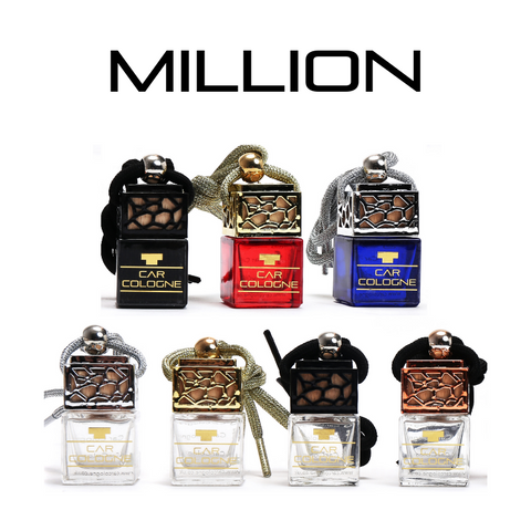Million Car Cologne Diffuser