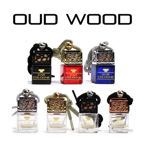 Oud Wood Car Diffuser