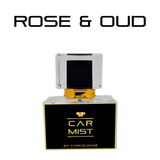 Rose & Oud Car Mist Spray