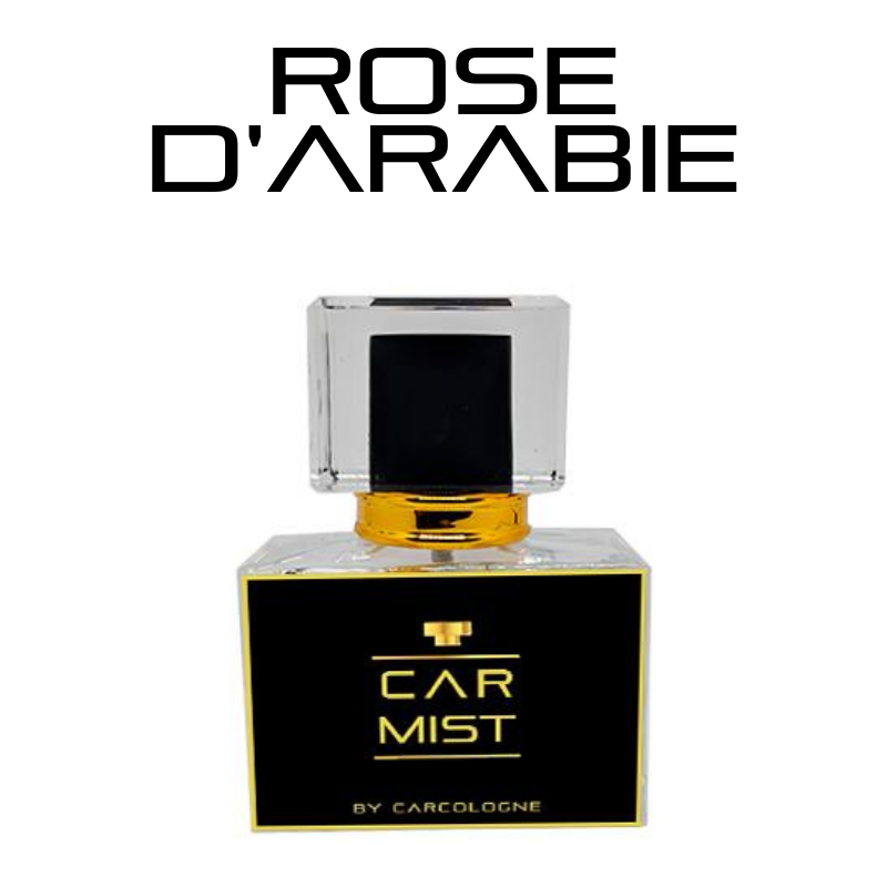Rose D'Arabie Car Mist Spray