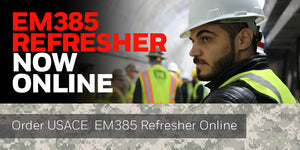 EM385 Competent Person Refresher ONLINE