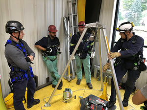 Confined Space Entry, Rescue and Train the Trainer COMBO