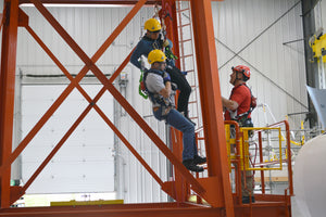 Authorized and Competent Tower Climber/Rescuer