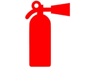 Fire Extinguisher - Watch and User (Canada)