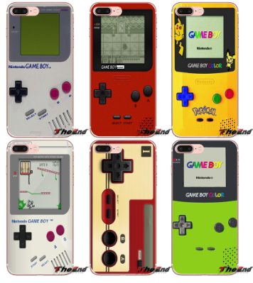 coque game boy samsung s8