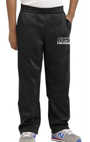 BCS YOUTH PERFORMANCE PANTS