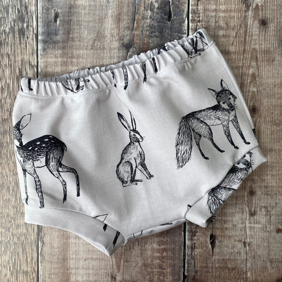 Ink Woodland Bloomers
