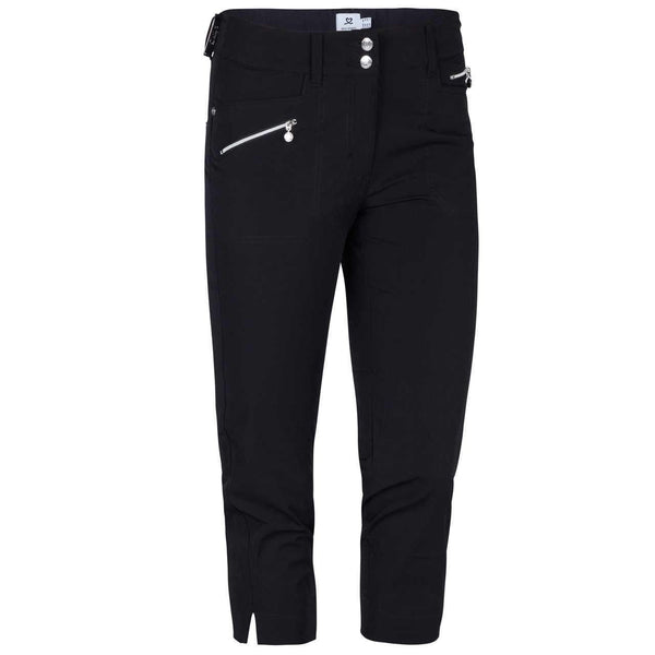 Daily Sports Basic Women's Solid Miracle Stretch Golf High Water Pants | The Ladies Pro Shop