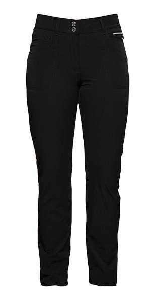 "Daily Sports Basic Women's Solid Miracle Stretch 32"" Golf Pants 