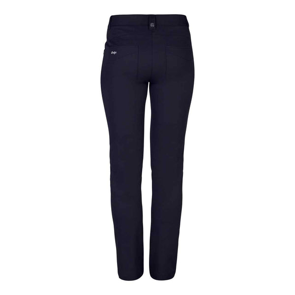 Pants - Daily Sport - Daily Sports Basic Women's Solid Lyric Stretch Long Pants - the-ladies-pro-shop-2